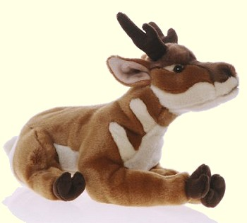 Cabin Critters Plush Pronghorn Antelope