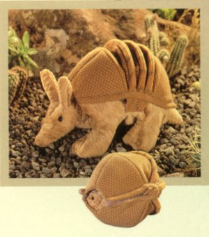 Stuffed Armadillo
