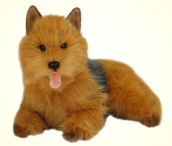 stuffed toys - Stuffed Australian Terrier - Dogs