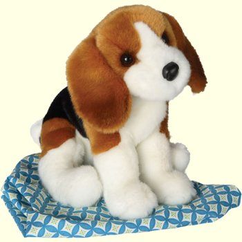 stuffed toys - Stuffed Beagle - Dogs