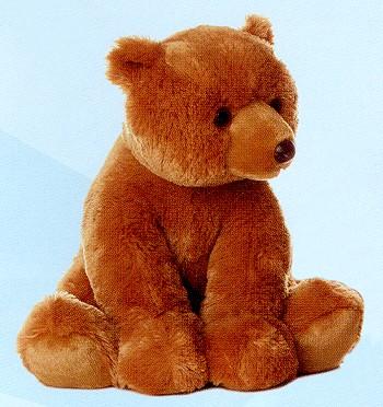Cuddly Teddy Bears on Stuffed Plush Honey Bear A Super Soft Cuddly Plush Bears From Aurora