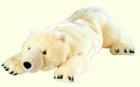 stuffed toys - Stuffed Polar Bear - Bears