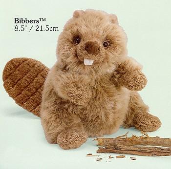 Stuffed Beaver