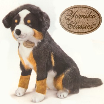 Bernese Mountain Dog Stuffed Animal