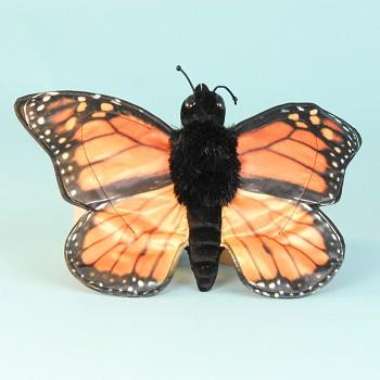 stuffed toys - Stuffed Monarch Butterfly - Bugs
