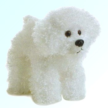 stuffed toys - Stuffed Labradoodle - Dogs