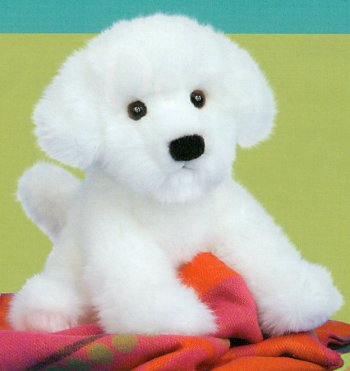 stuffed toys - Stuffed Bichon - Dogs