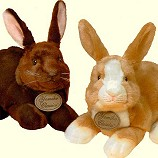 Stuffed Plush Rabbits