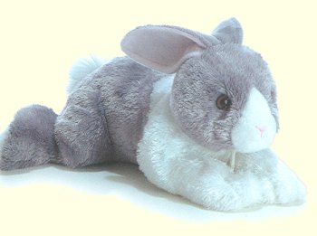 Tulip Stuffed Bunny Rabbit