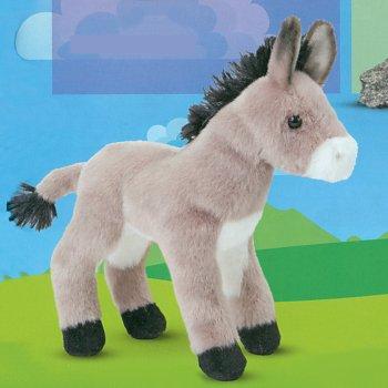stuffed toys - Stuffed Burro - Farm Animals