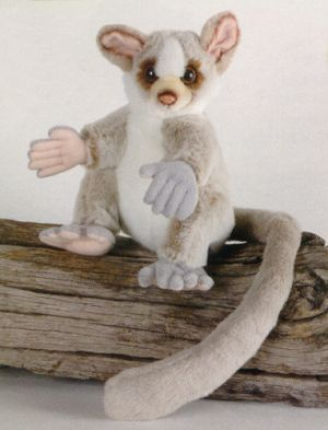 stuffed toys - Stuffed Bush Baby - Monkeys