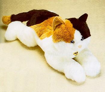 stuffed toys - Stuffed Calico - Domestic Cats