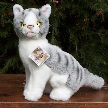 stuffed toys - Stuffed Norwegian Gray - Domestic Cats
