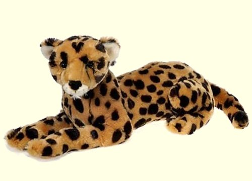 stuffed toys - Stuffed Cheetah - Jungle Cats