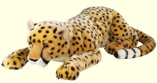 Stuffed-Cheetah