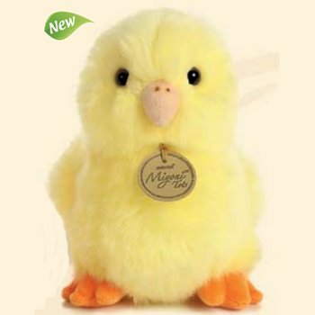 Miyoni Plush Chick Stuffed Animals