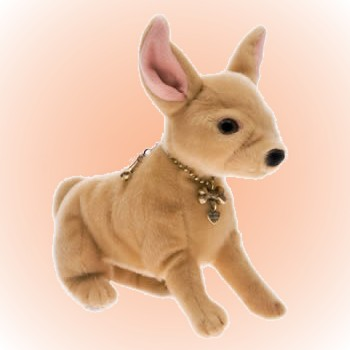 stuffed toys - Chihuahua Handbag - Dogs