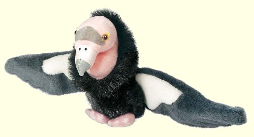 Stuffed California Condor