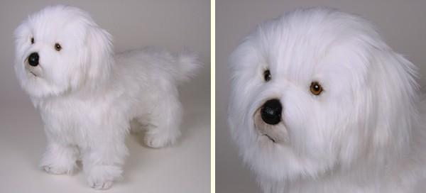 Coton De Tulear Stuffed Animal