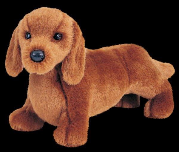 stuffed toys - Stuffed Dachshund - Dogs