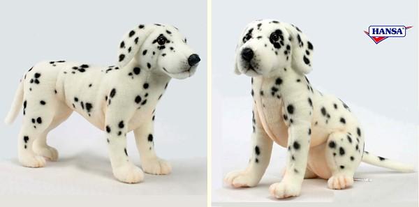 Stuffed Dalmatian
