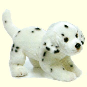 Nat and Jules Stuffed Plush Dalmatian