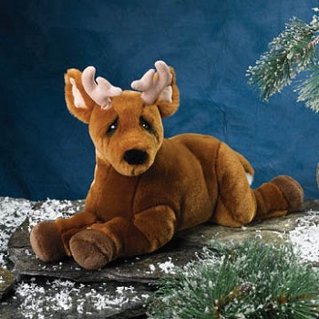 Stuffed Deer
