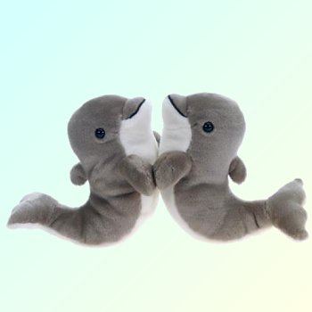 Stuffed Dolphin