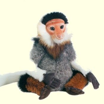 Stuffed Douc Langur Monkey