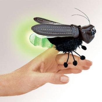 stuffed toys - Stuffed Firefly - Bugs