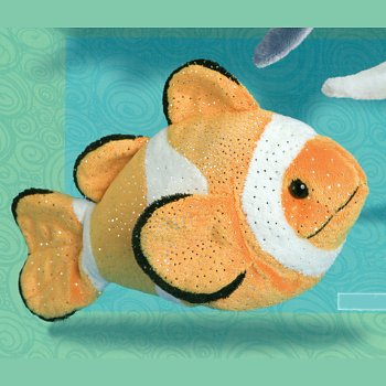 Stuffed-Clownfish