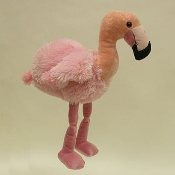 Stuffed Flamingo