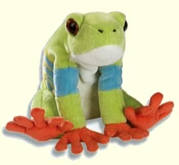 Stuffed-Tree-Frog