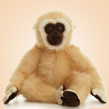 Stuffed Gibbon Monkey