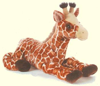 Aurora Guy Stuffed Giraffe