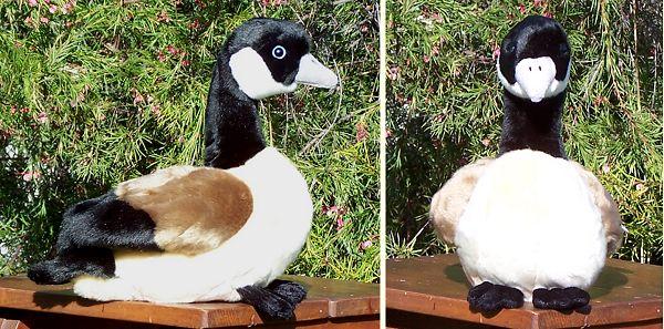 Stuffed Goose