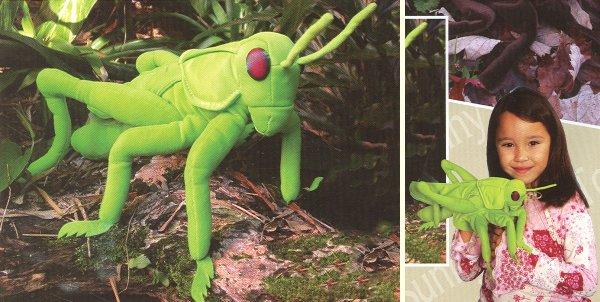 Stuffed Grasshopper