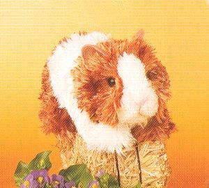 stuffed toys - Stuffed Guinea Pig - Farm Animals