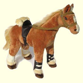 Lifelike Horse Stuffed Animal