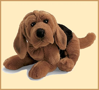 Hound Dog Stuffed Animal