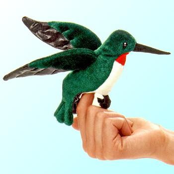 Stuffed-Hummingbird