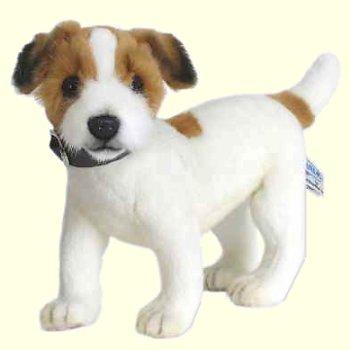 stuffed toys - Stuffed Jack Russell - Dogs