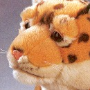 stuffed toys - Stuffed Jaguar - Jungle Cats