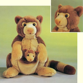 Stuffed Tree Kangaroo