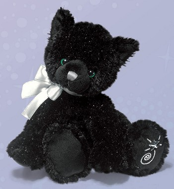 Stuffed Shining Star Kitten
