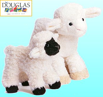 Stuffed Lamb Plush Toy