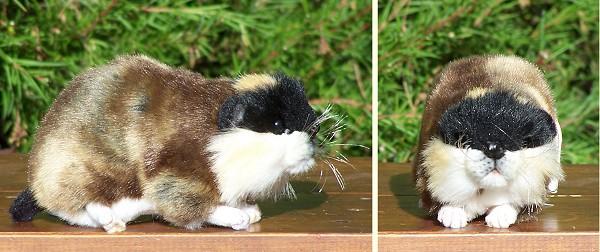 Stuffed Lemming