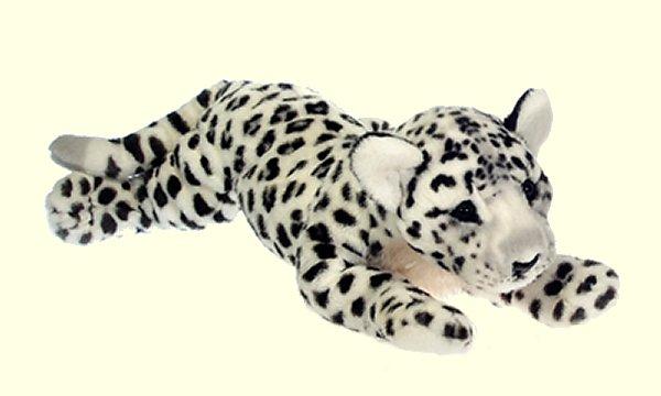 Snow Leopard Kitten Stuffed Animal