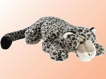 stuffed toys - Stuffed Leopard - Jungle Cats