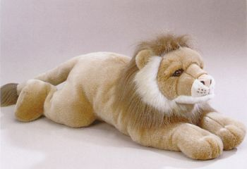 stuffed toys - Stuffed Lion - Jungle Cats